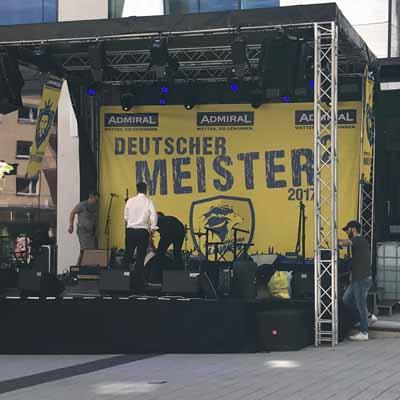 Veranstaltungstechnik Ksound Licht Ton Mannheim Ludwigshafen Pfalz